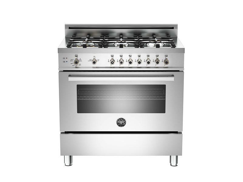 Professional Series 36 6-Burner, Gas Oven