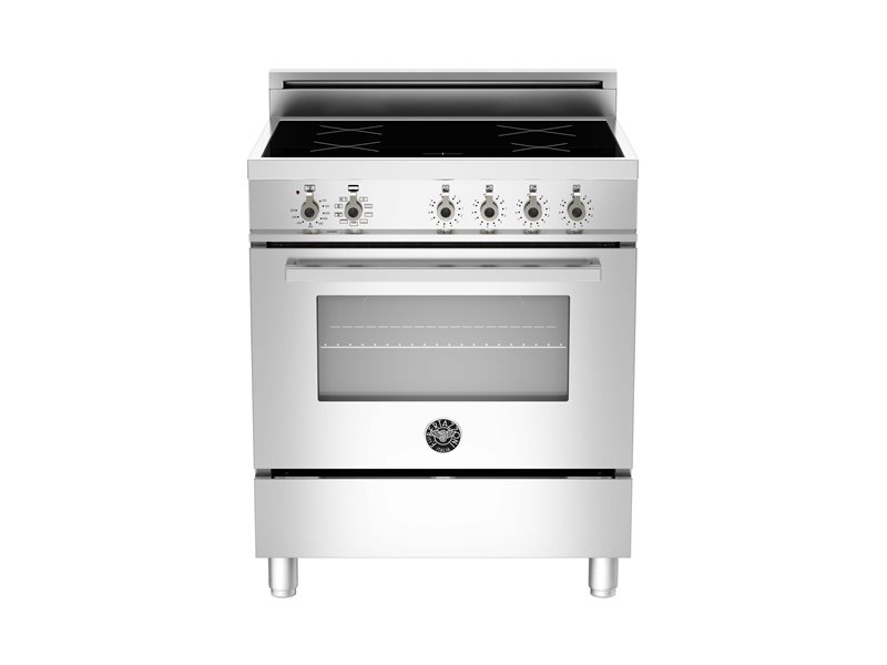 Professional Series 30 4-Induction Zones, Electric Convection oven