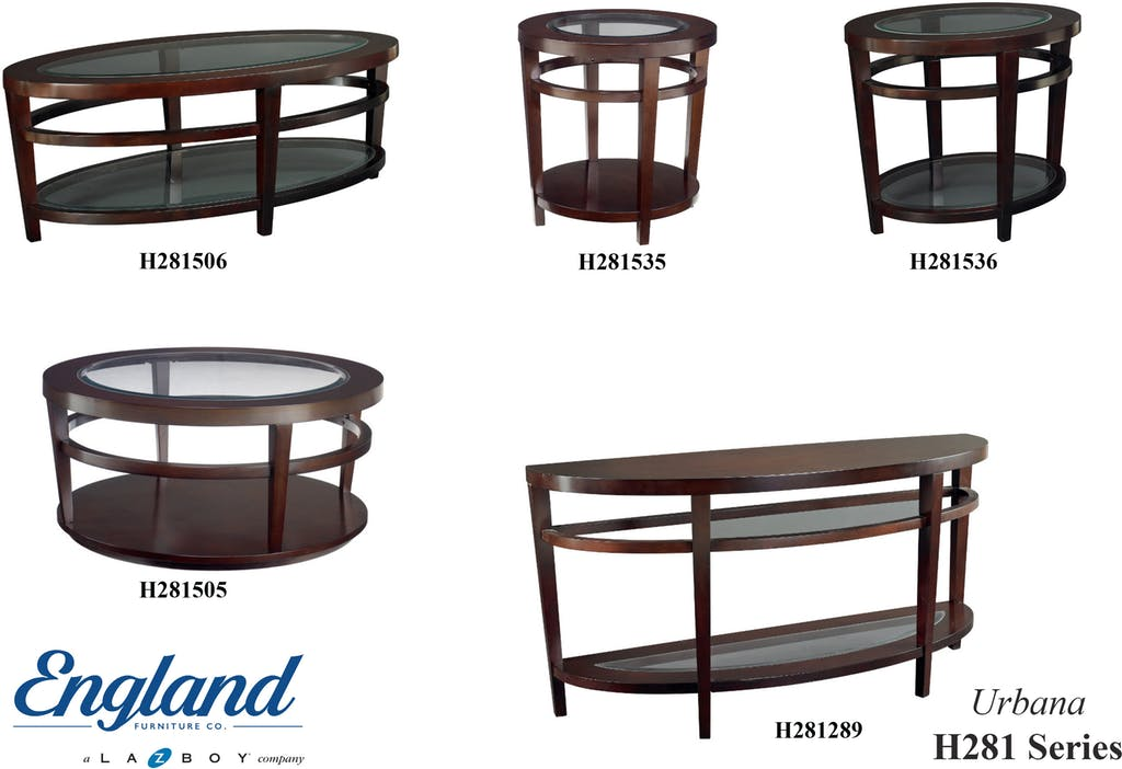 England Urbana Tables