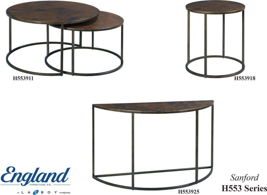 England Sanford Tables