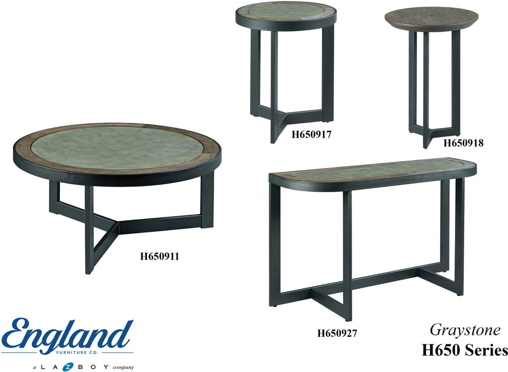 England Graystone Tables