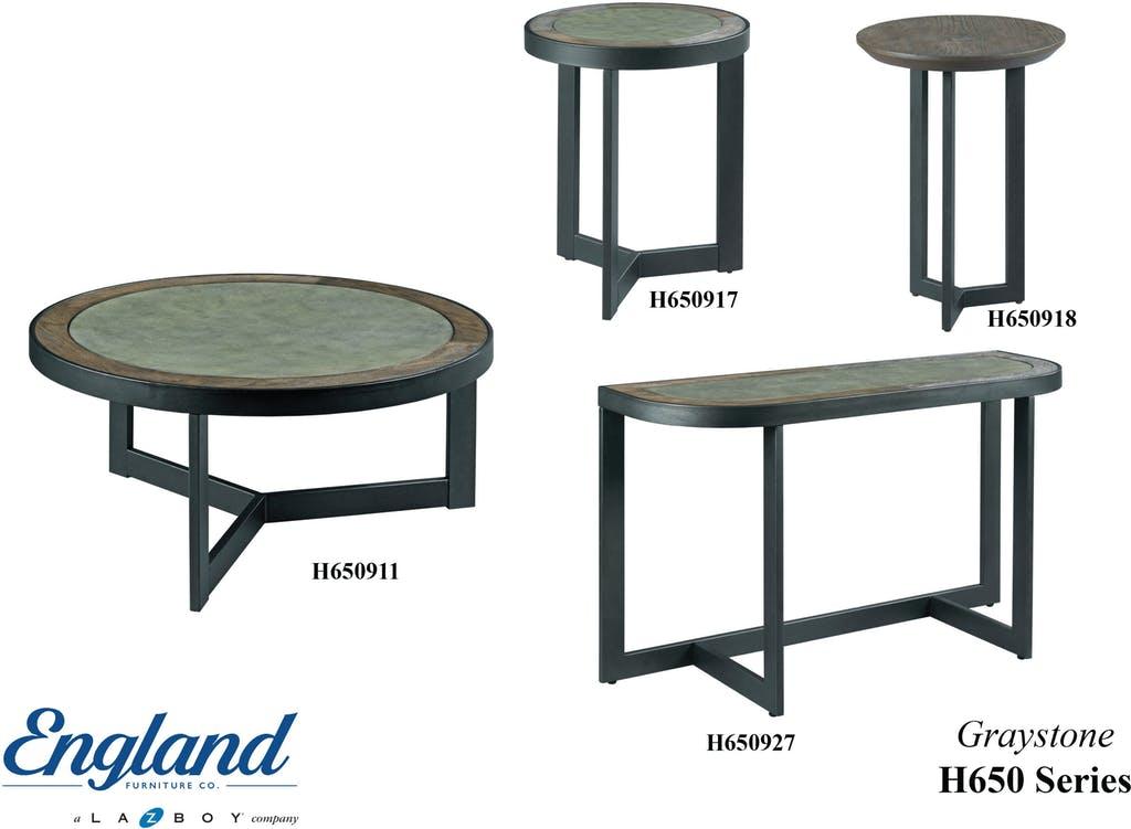 England Graystone Tables