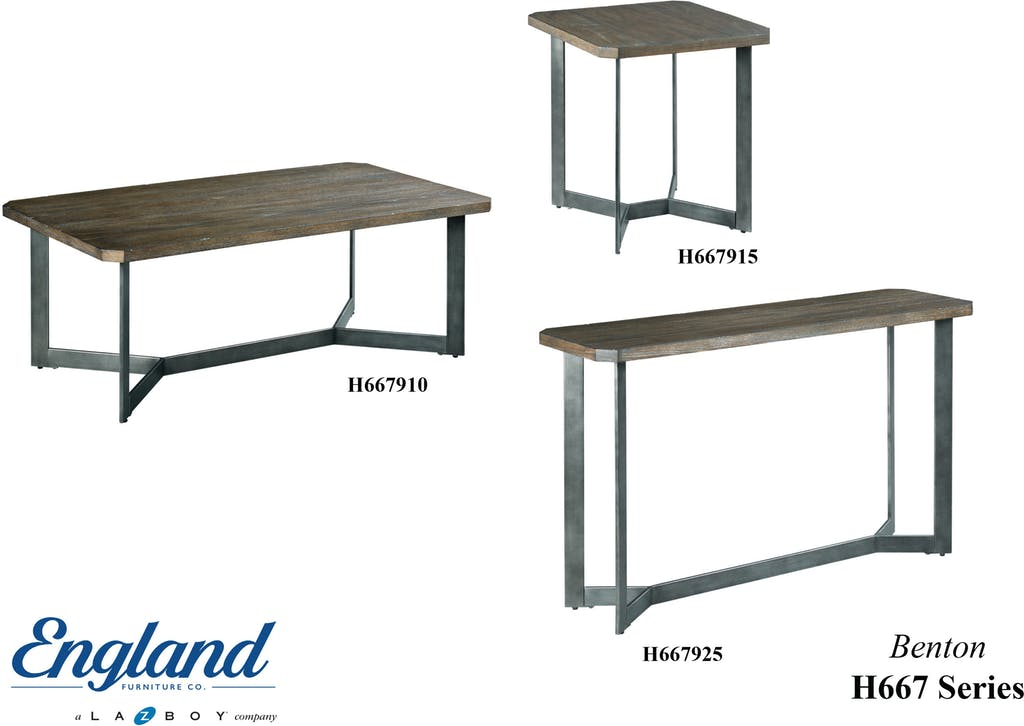 England Benton Tables