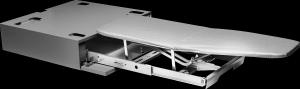 Asko Ironing board - Titanium
