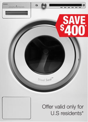 Logic Washer White
