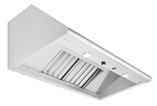"Capital Cooking Performance Series 60"" Ventilation Hood"