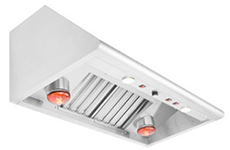 "Capital Cooking Performance 60"" Ventilation Hood"