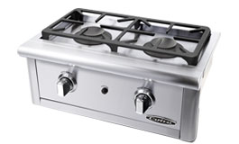 Capital Cooking 24 Double side burner