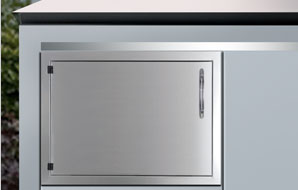 "Capital Cooking 20"" horizontal access door"