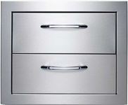 Model: CCE2DRWSS | 2 Drawer System