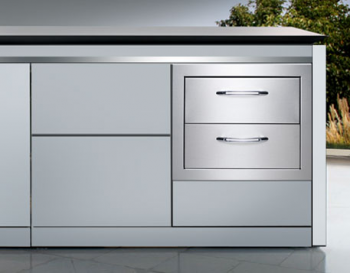 "Capital Cooking 32"" double access doors"