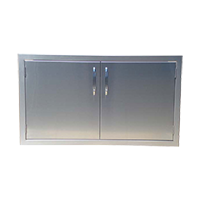 """Capital Cooking 40"""" Precision Double Access Doors"""
