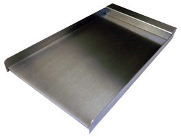 """Capital Cooking 12"""" Drop-In SS Griddle Plate"""