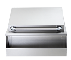 """Capital Cooking 26"""" PRO Cooler Front Shelf"""