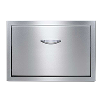 """Capital Cooking 30"""" Wide Drawer System w/ 48 Quart Cooler"""
