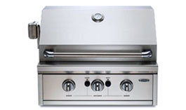 Capital Cooking  PROFESSIONAL SERIES BUILT-INS    20K Btu Burners + 13K Btu Rotisserie Brnr