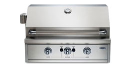 Capital Cooking    20K Btu Burners + 13K Btu Rotisserie Brnr