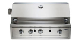 Capital Cooking    20K BTU Burners + 15K BTU Rotisserie Burner