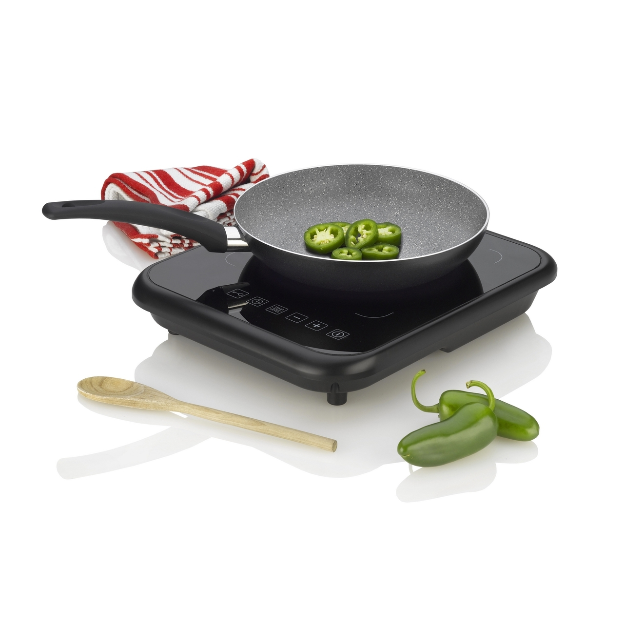 2X PORTABLE INDUCTION COOKTOP