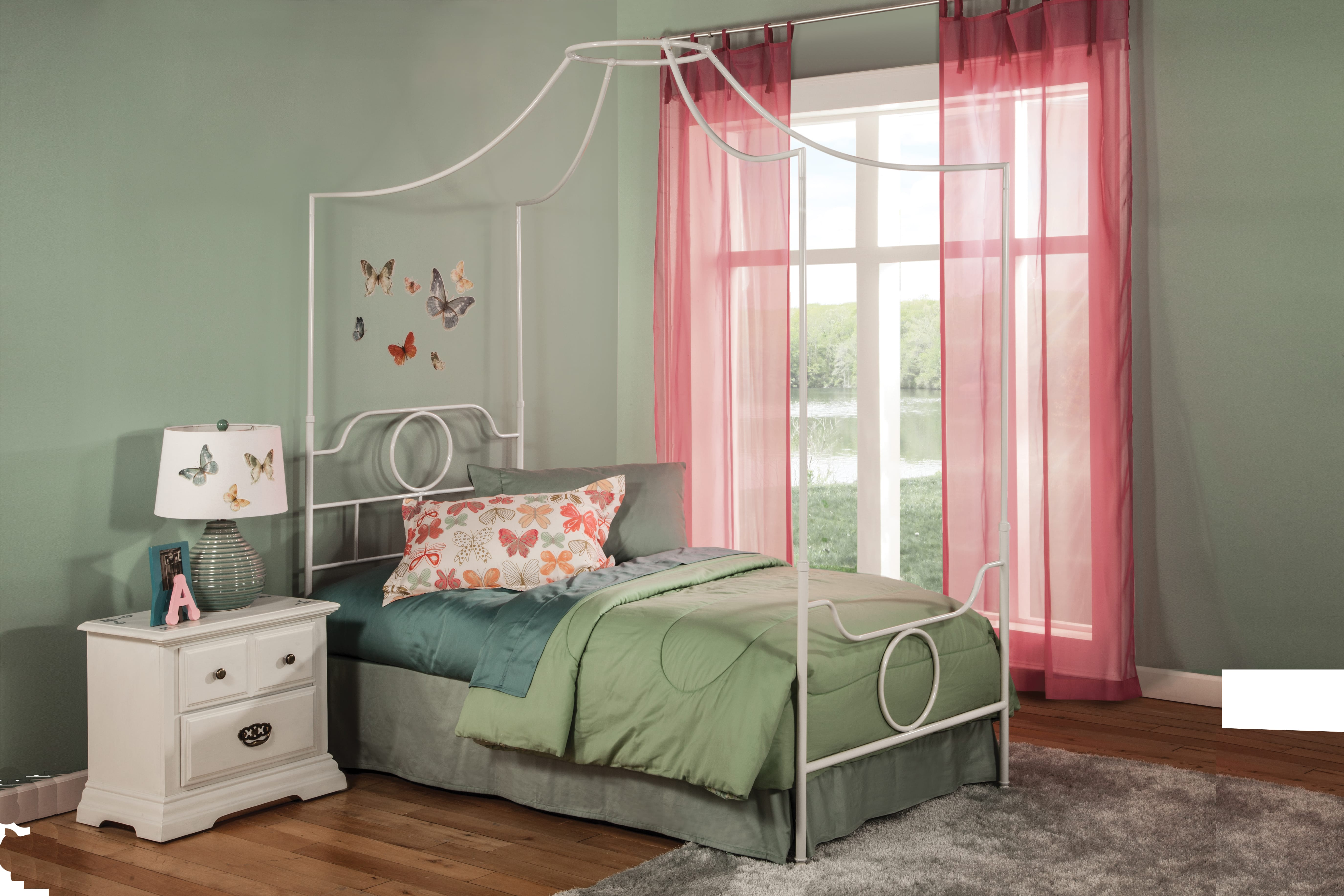 Fashion Bed Emsworth Fashion Kids™ Canopy Bed