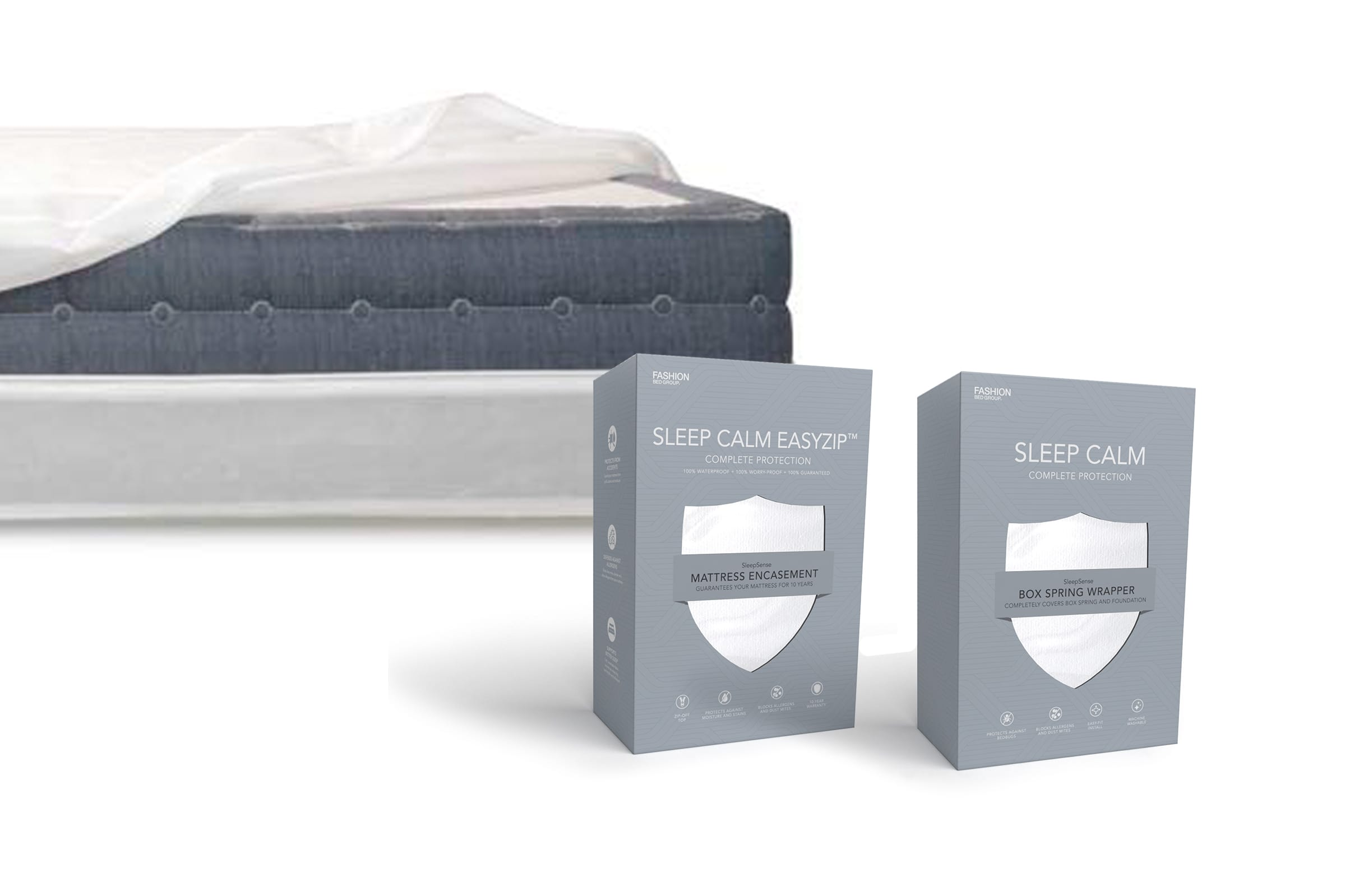 SleepSense Bed Bug Pack Premium