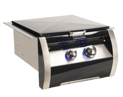 Fire Magic Grills Black Diamond Power Burner