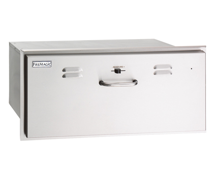 Electric Warming Drawer