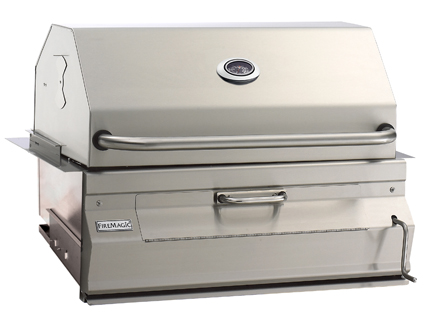 "Fire Magic Grills 30"" Charcoal Built in Grill"