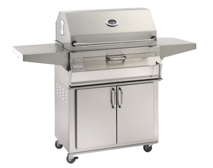 "Fire Magic Grills 30"" Charcoal Portable Grill"