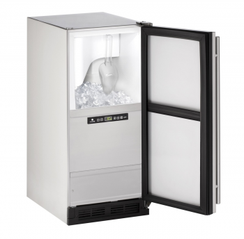 15 inch Outdoor Clear Ice Machine