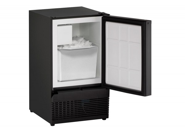 "U-Line BI98 15"" Crescent Ice Maker"