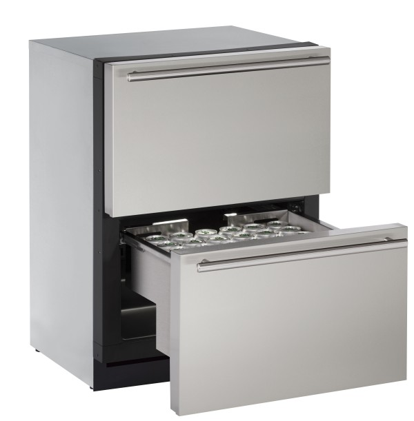 "3024DWR 24"" Independent Dual-Zone Drawer Model"
