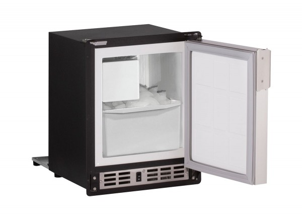 "SP18FC 15"" Marine Crescent Ice Maker"