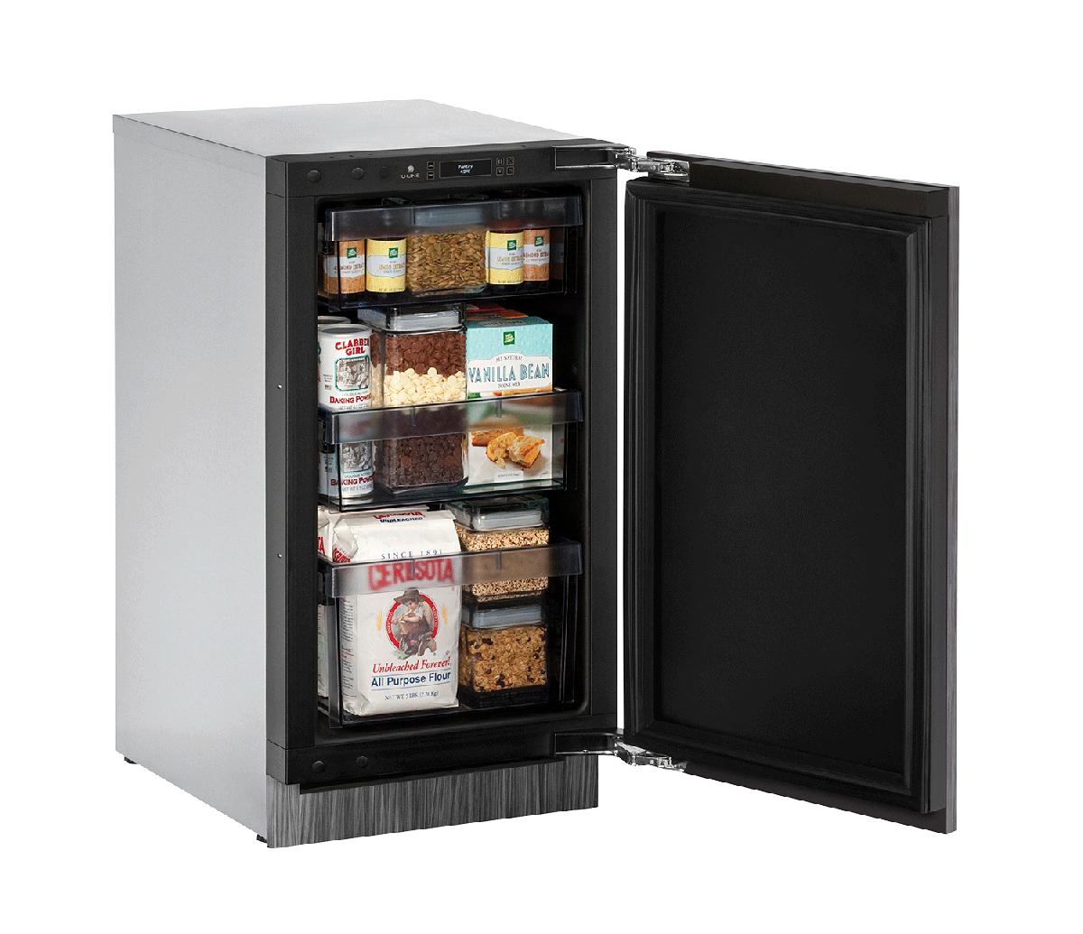 """3018R 18"""" Solid Door Refrigerator"""