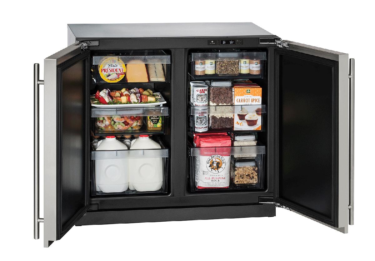 "3036RR 36"" Solid Door Refrigerator"