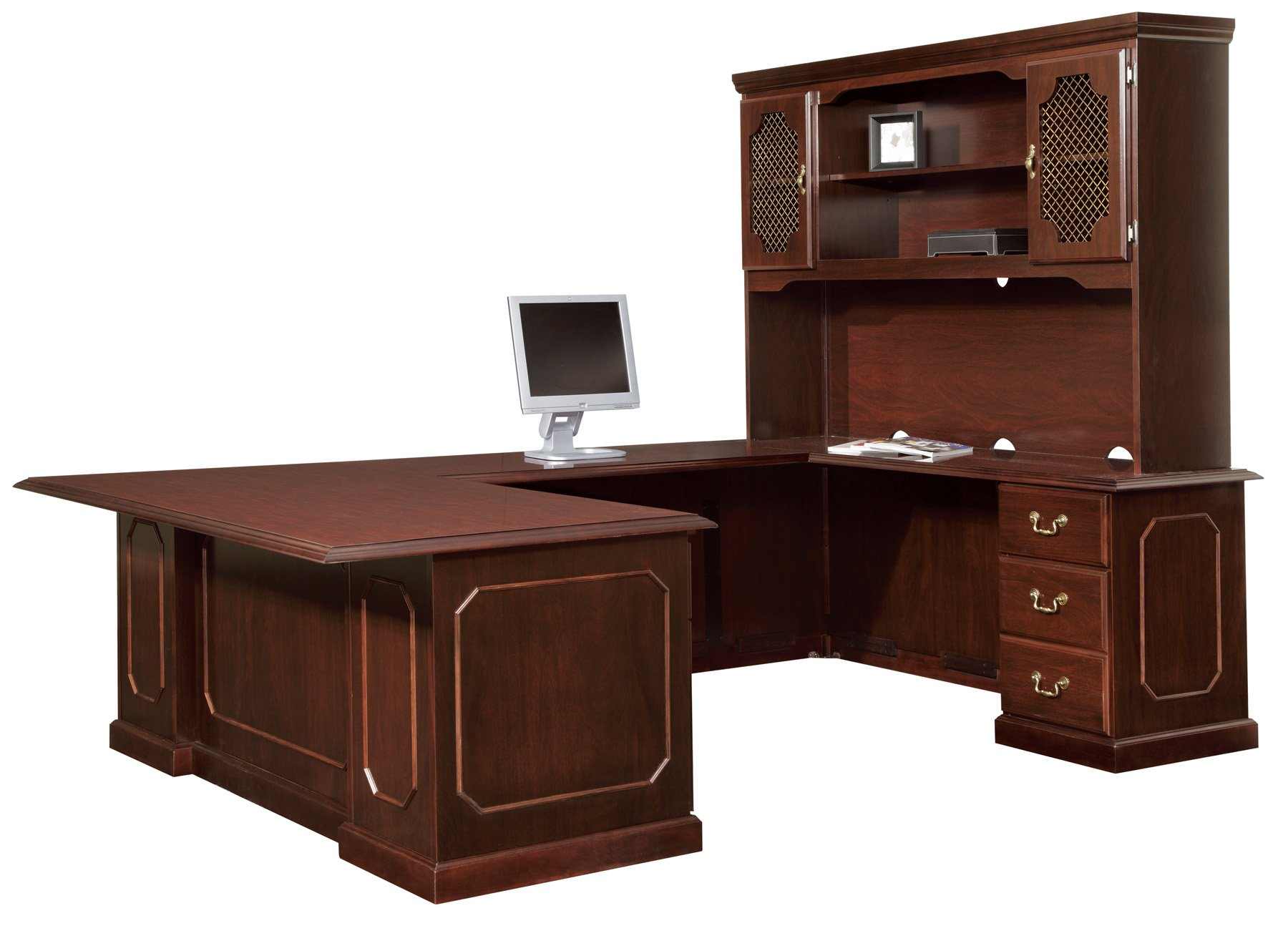 Model: 7350-57 | Governors  Right Executive U Desk