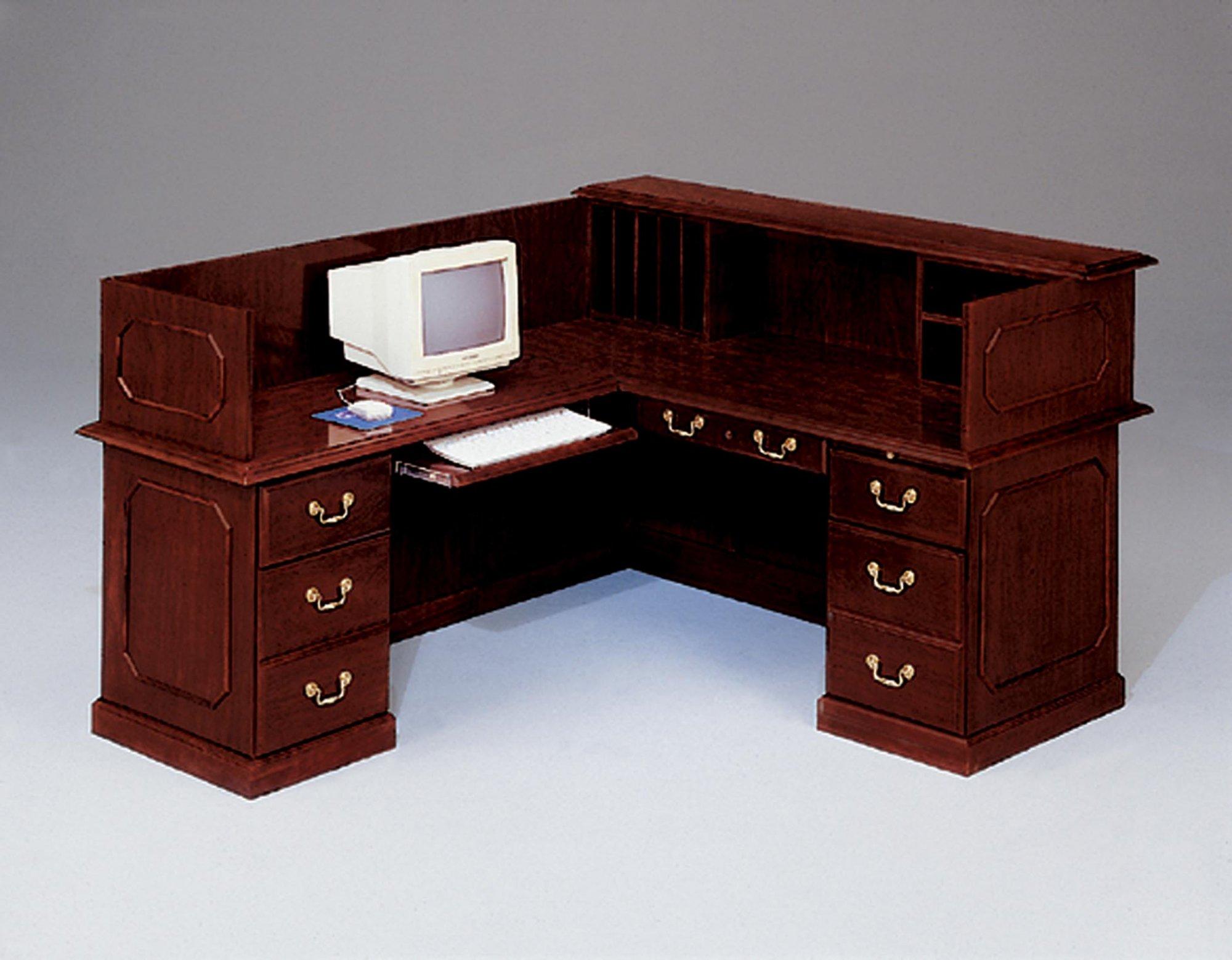 Flexsteel Governors  Left Reception L Desk