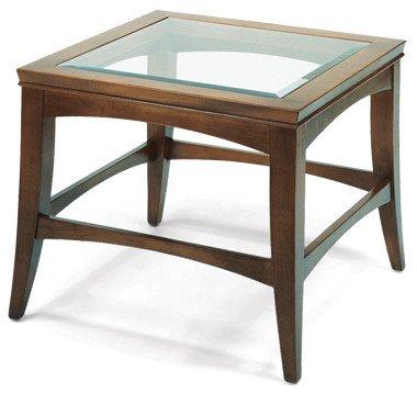 Flexsteel SQUARE END TABLE