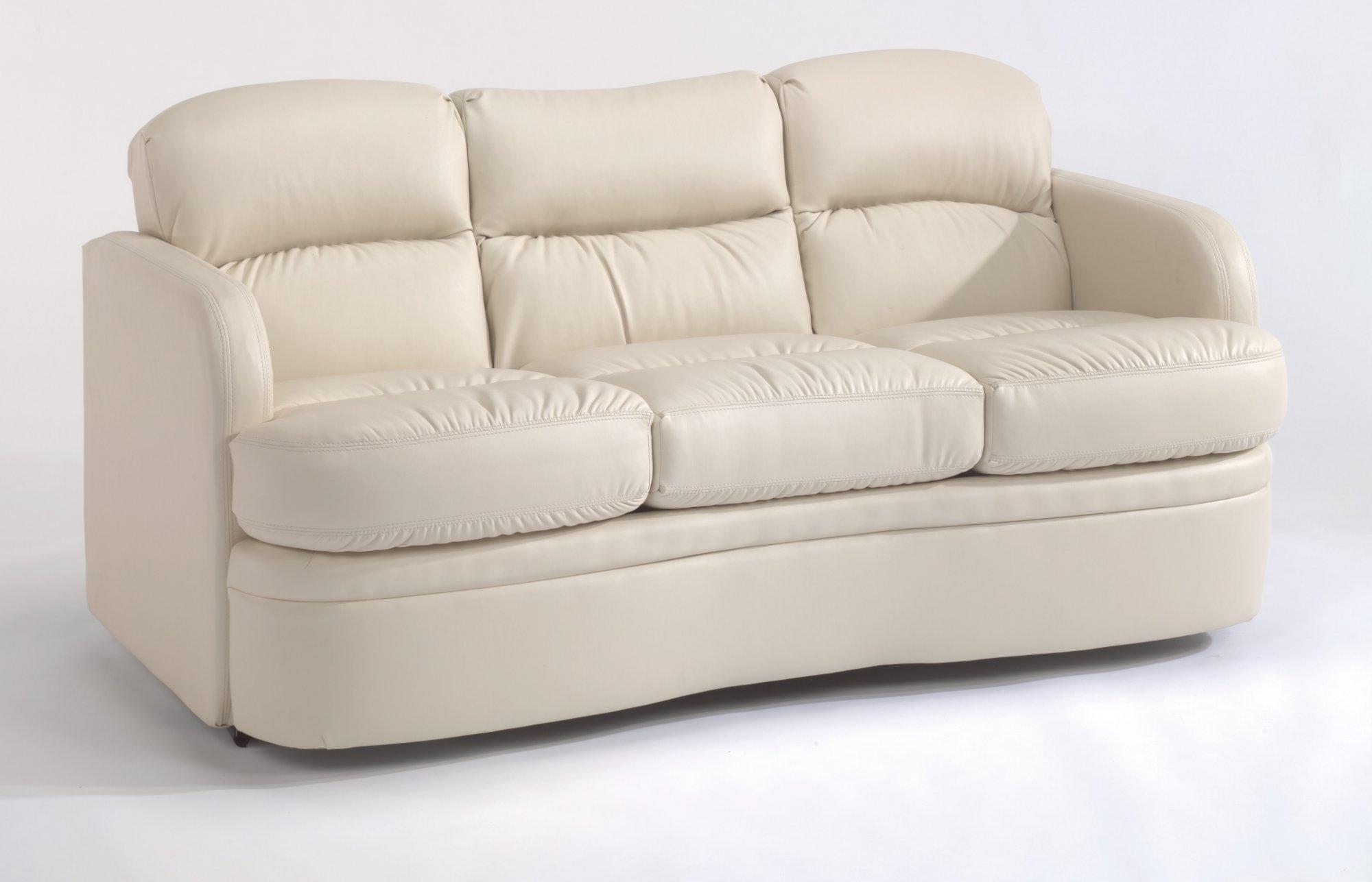 Flexsteel Bluestem  Motor Home Convertible Sofa Sleeper
