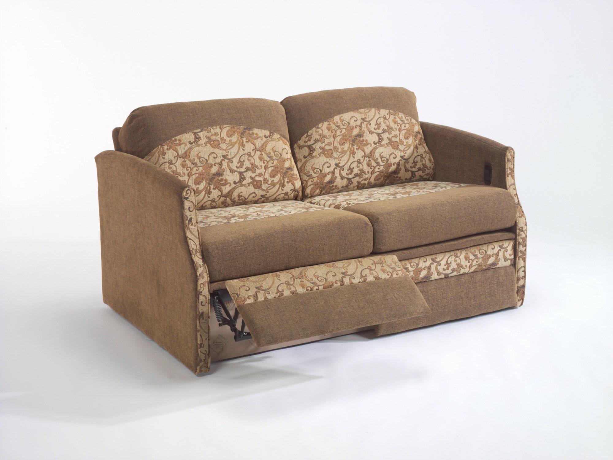 Bridgeport  Motor Home Convertible Sofa Sleeper