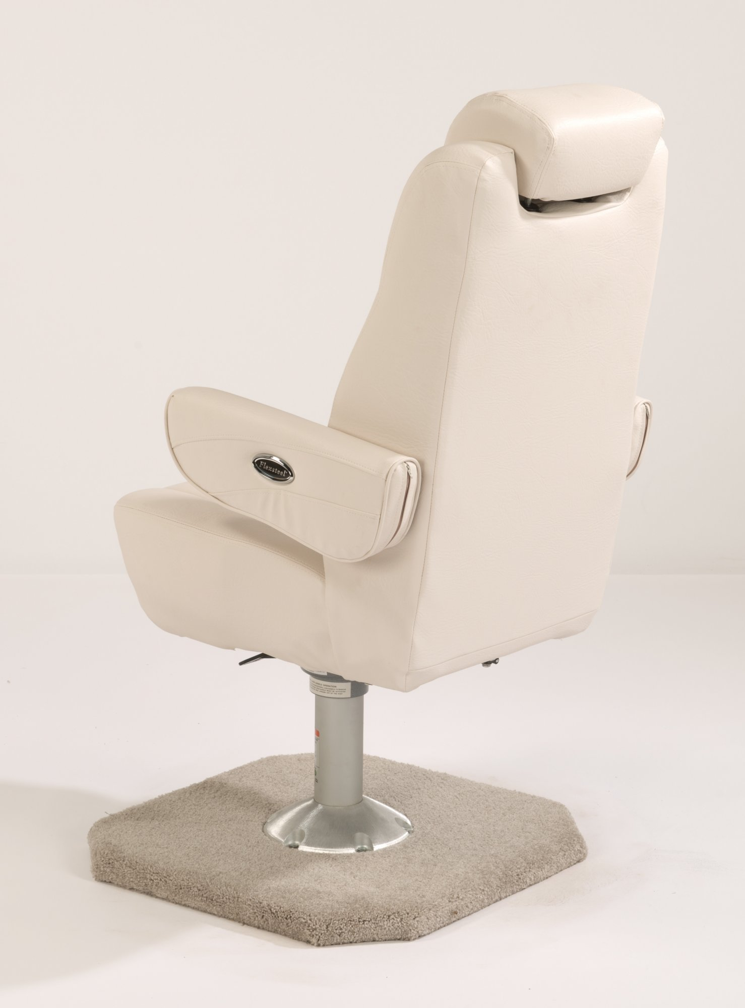 Flexsteel Sinclair  Marine Seating Helm Seat