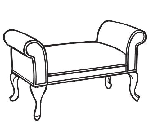Flexsteel Ralston  Bench