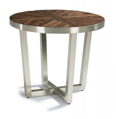 Flexsteel Axis  Lamp Table