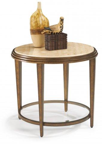 Flexsteel Sable  Lamp Table