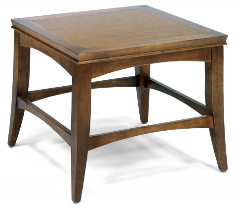 Algona  Square End Table