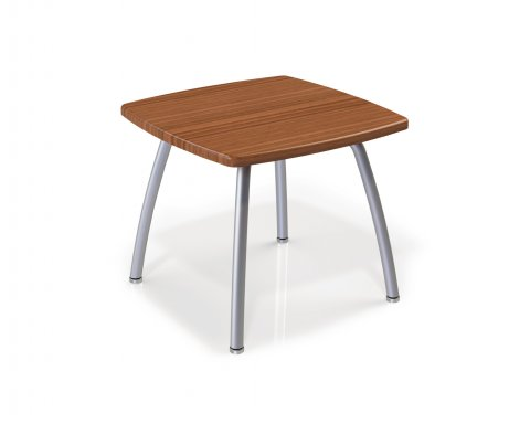 Flexsteel Knifty  Square End Table