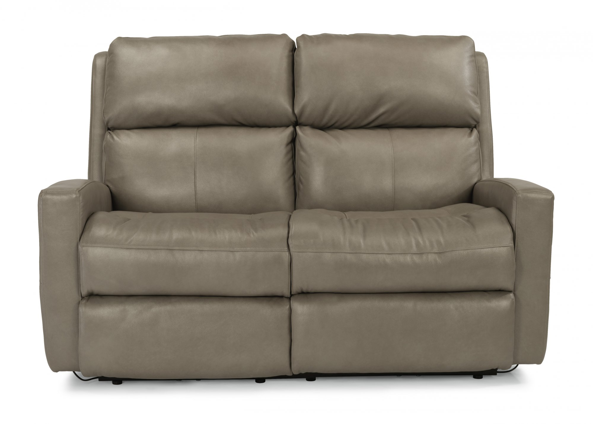 Pleasant Flexsteel 3900 60M Catalina Leather Power Reclining Caraccident5 Cool Chair Designs And Ideas Caraccident5Info