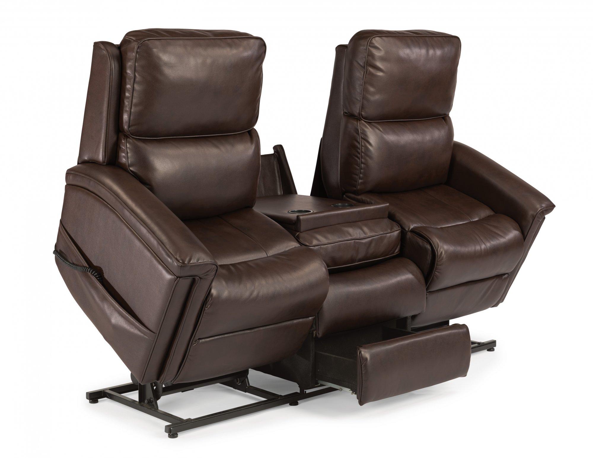 Marvelous Flexsteel 1906 625 Samantha Fabric Lift Reclining Sofa Forskolin Free Trial Chair Design Images Forskolin Free Trialorg