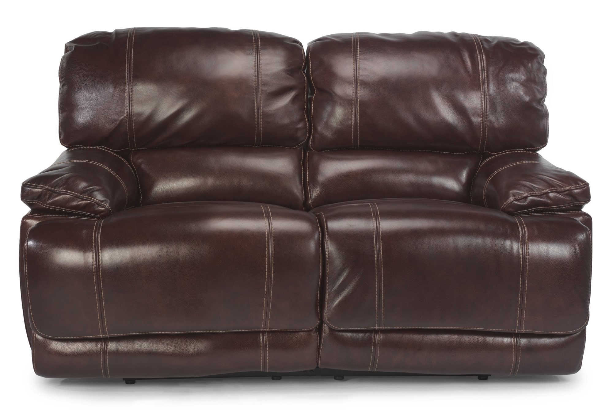 Excellent Flexsteel 1250 60P Belmont Leather Power Reclining Pdpeps Interior Chair Design Pdpepsorg