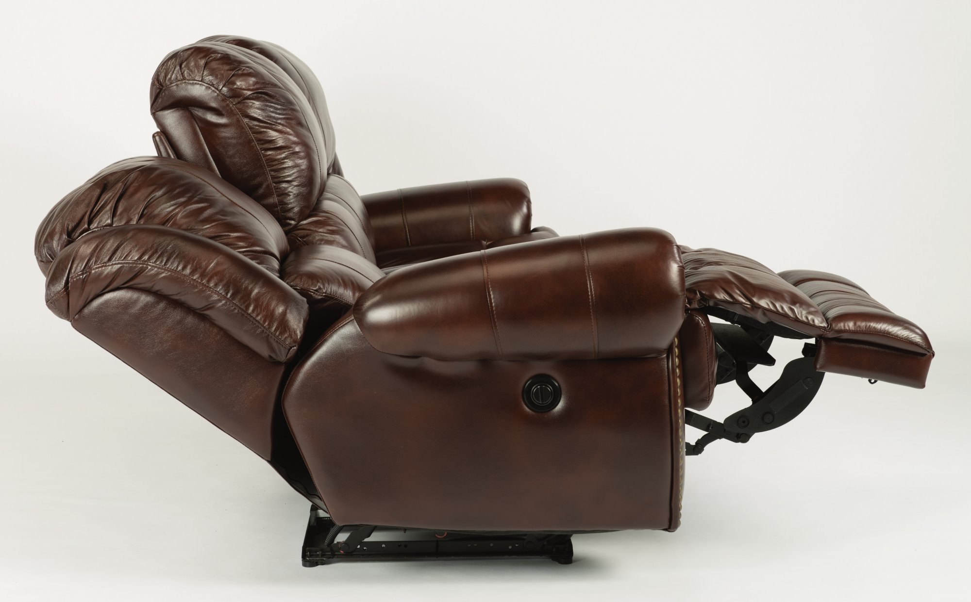 Fine Flexsteel 1311 62P Capitol Leather Power Reclining Sofa Caraccident5 Cool Chair Designs And Ideas Caraccident5Info
